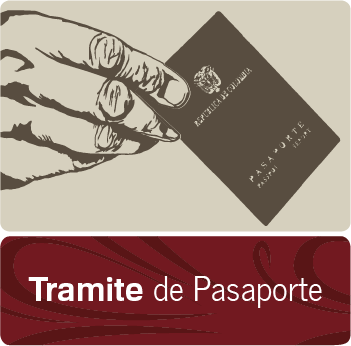 Trámite de Pasaportes