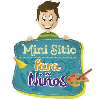 Minisitio para niños