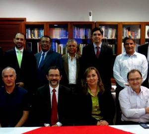 Foto: Centro Nacional de Productividad – Mesa Técnica de Integración del Pacífico – Delegación del Banco Mundial para Colombia y México